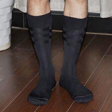 2 Pairs Men's Dress Socks -- Colour: Black
