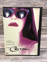 The Crush (DVD, 2000) Snapcase Alicia Silverstone Lolita Thriller 1993 Film OOP