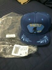 Goorin Bros 2 hat lot: Seattle Sasquatch (Rare) & King Lion Trucker Hats *Nwt*