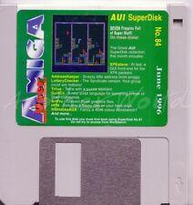 Revista Amiga usuario Internacional-coverdisk-SuperDisk 84 < Mq >