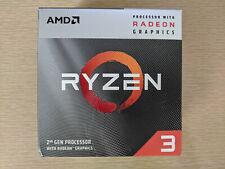 AMD Ryzen 3 3200G Socket AM4