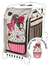 ZUCA Sports Insert Bag New - Sprinklez - Cupcake - NO FRAME INCLUDED.