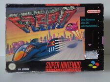 SNES Spiel - F-Zero (mit OVP) (PAL) 10634943
