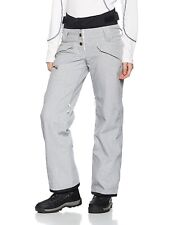 NEW Eider KINGSTON Womens Ski Trousers Pants White Grey Size: UK 14 Reg RRP £200