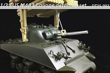 1/35 US M4A3 sherman Caliope detail-up set