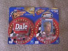 Dale Earnhardt Jr 2000 rookie 2 car Winners Circle 1:64