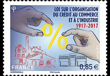 Frankrijk / France - Postfris / MNH - Law on Trade Credits 2017