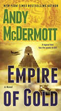 Mcdermott, Andy-Empire Of Gold BOOK NEW