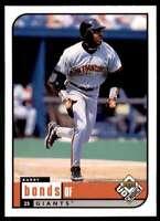 1999 UD Choice Barry Bonds San Francisco Giants #140