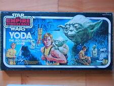 Star Wars VINTAGE 1982 Yoda the Jedi Master Board Game Kenner 100% Complete ESB!