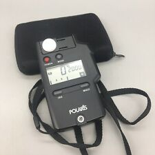 Polaris SPD100 Digital Light and Flash Meter - Fast Free Shipping - B37