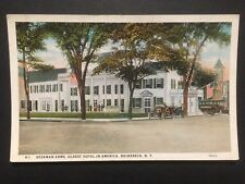 Antique POSTCARD c1910s Beekman Arms Hotel RHINEBECK, NY (20041)