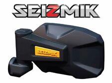 Yellow Seizmik Strike Side View Mirrors for 2004-2020 Kubota RTV 900 / RTV 1140
