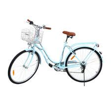 """City Bike Donna 28""""  Bicicletta  Bici Vintage Cambio Shimano Citybicicletta"""