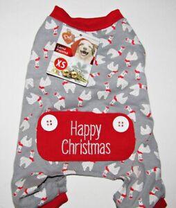 LLama Pajamas for Small Dog Christmas XS NEW