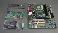 #31 Intel D815EPFV miniATX S370 + Tualatin 1000MHz + 256Mb + Videocard +. *RARE*