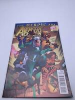 Comic Book💎Avengers Academy💎Issue 2🌟Marvel: July 14, 2010🌟Sleeved