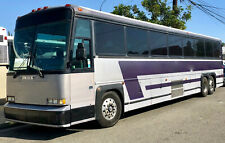 Mci Charter bus, or conversion to Limo, Rv motorhome tiny houseLike Prevost