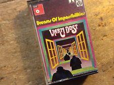 Warm Dust - Dreams of impossibilities  [MC] BASF 1972  / Paul Carrack  RAR OOP