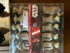 VINTAGE Star Wars Yoda Christmas 10 Light Set 2008 New OUT OF PRODUCTION Rare