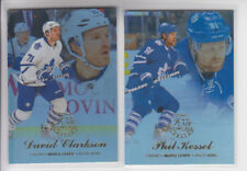 14/15 Fleer Showcase Toronto Maple Leafs David Clarkson Flair Showcase R2 S5 S1