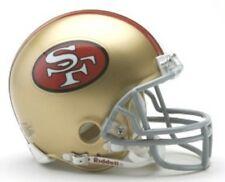 San Francisco 49ers 1965-1999 Throwback Mini Helmet Replica