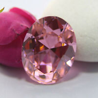 Pink Sapphire Natural Ruby Loose Gemstone Round Bright Cut Gemstone Lustrous