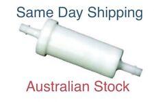 New Inline Fuel Filter Johnson Evinrude 3/8 10mm 70 - 250 HP 398319