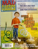 Mad Classics Magazine Bros Before Hose May 2009 Issue 25 Comic Book Cartoons