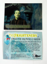 "1996 DART ""The FRIGHTENERS"" MOVIE PROMO TRADING CARD [P1]  - V/GOOD Cond"