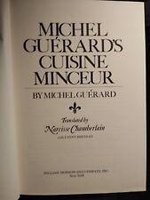 Cuisine Minceur By Michel Guerard 1976 Hardcover Cookbook