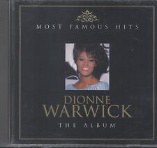 Most Famous Hits: The Album CD 2 by Dionne Warwick  cd