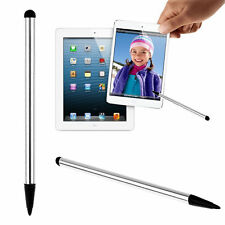 2 in1 Touch Screen Pen Stylus Universal For iPhone iPad Samsung Tablet Phone Acc