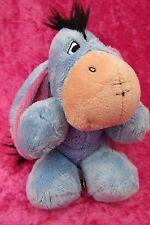 "Disney Winnie the Pooh Flopsies EEYORE 8""  Flopsie Comforter Soft Plush Toy"