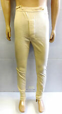NEW ARMY ISSUE COLD WEATHER WINTER WOOL BLEND LONG JOHN DRAWERS (MED.) (N.I.B.)