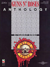 The Guns N Roses Anthology Learn to Play Heavy Metal Guitar TAB Music Book