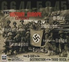 Ww2 Victory in Europe Experience: From D-Day to the Destruction of Thethird...