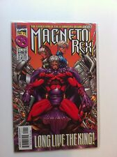 magneto rex 1 long live the king! marvel comics all new x-men special event
