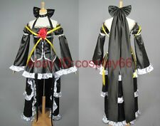 Vocaloid Len Kagamine Black Cosplay Costume Custom Any