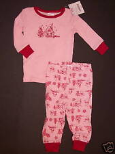 74d027fe1a33 Gymboree Holiday Pink Sleepwear (Newborn - 5T) for Girls