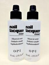 OPI - Nail Lacquer Thinner 2 fl.oz/60ml - Set of 2 bottles