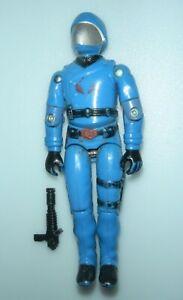 1983 GI Joe Cobra Commander v1.5 Swivel Arm Figure *Complete READ* Broken Crotch