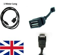 OTG CABLE USB 1 M 2.0 A Hembra a Micro B Macho Adaptador Usb Host Para Teléfono Tablet