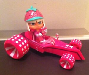 Wreck It Ralph Sugar Rush Racer Taffyta Muttinfudge Race Car Disney