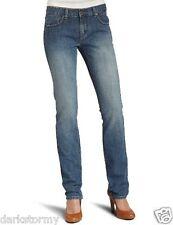 """BNWT RVCA LADIES MARLEY 4 DENIM STRAIGHT FIT JEANS(MR RIGHT) 27"""" (9) RRP $99.99"""