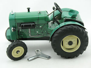 Blechspielzeug - Traktor MAN AS 325 A von KOVAP 0355
