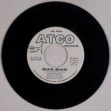 ARTHUR CONLEY: Ob-La-Di, Ob-La-Da ATCO Soul PROMO DJ 45 Beatles NM