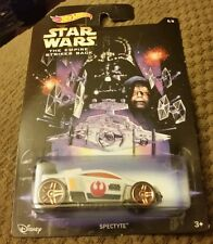 2015 Hot Wheels Star Wars The Empire Strikes Back Spectyte