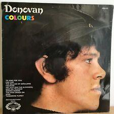 DONOVAN                 LP      COLOURS