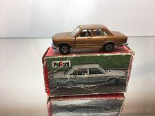 POLISTIL RJ15 FIAT 132 GLS - BROWN METALLIC 1:60? - GOOD CONDITION IN BOX